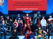 SORTEO Consigue entradas para nuevo espectáculo Marvel