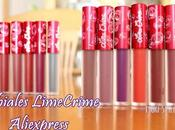 "#Review# ~Labiales Lime Crime ""Aliexpress""~"