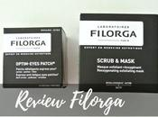 Review sorteo scrub mask optim-eyes patch filorga.