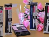 """paletas """"Color Icon Eyeshadow Palette"""" nueva línea eyeliners nuevas propuestas WET'n'WILD"""