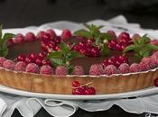 Tarta Crema Queso Chocolate