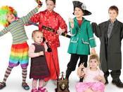 Beneficios disfrazarse durante infancia