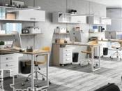 Ideas decoración: muebles despacho