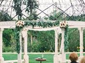 Celebra ceremonia boda glorieta Exclusive Weddings