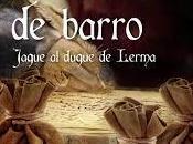 trono barro. (Jaque duque Lerma). Palacios.