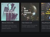 Spotify Player, webapp completa para Linux