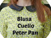 Blusa cuello Peter