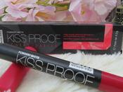 Reseña kiss proof soft lipstick menow