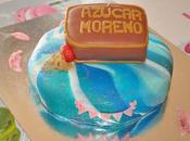 Tarta Azúcar Moreno