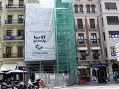 Diseño lona publicitaria Billboard design project