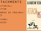 [Reseña] Attachments, Rainbow Rowell