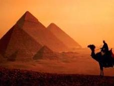 sabías pirámides Egipto