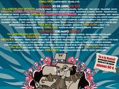 Cartel ViñaRock 2011 Abril Mayo Villarrobledo