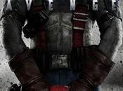 Gran póster 'Captain America: First Avenger'