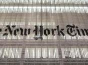 York Times crearía sitio propio similar WikiLeaks