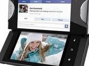 Kyocera Echo, móvil pantallas