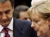 Economía crisis: Angela Merkel, salvación