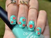 Nail Frutal Watermelon Nails