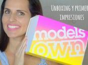 Vídeo: unboxing primeras impresiones models