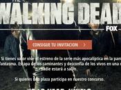Sufre estreno Walking Dead grande