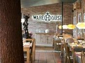 Restaurante Warehouse: granja delicado escondite