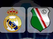 Real Madrid Legia Warsaw vivo. UEFA Champions League 2016 2017, Grupo