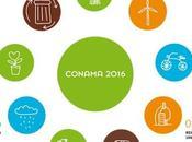 España: Avance programa Congreso Nacional Medio Ambiente (Conama 2016)