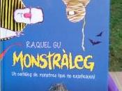 Monstràleg, llibre perdre-li monstres
