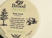 exfoliante Brood: fresco, perfumado cruelty free.