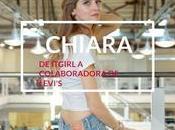 Chiara Ferragni versiona Levi's