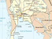 Mapas Tailandia