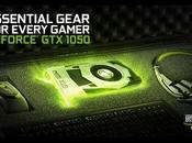 NVIDIA presenta GeForce 1050