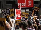 Revolución Rosas agita PSOE