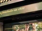 Cata setas restaurante manolo