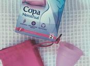 Copa Menstrual. Experiencia.