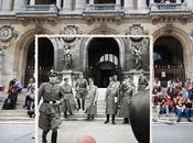 París ayer fotografías yuxtapuestas.