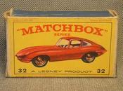 Matchbox Jaguar Tipo