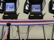 mostró persona puede votar veces máquina voto electrónico