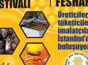 ISTAMBUL ARICILIK ÜRÜNLERI FESTIVALI FESTIVAL ESTAMBUL APICULTURA PRODUCTOS COLMENA