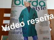 Reseña Burda Style Noviembre 2016
