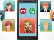 reuniones telefónicas