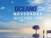 Novedades Editorial Océano Noviembre