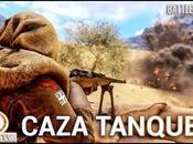 Tutorial: cazador tanques Battlefield