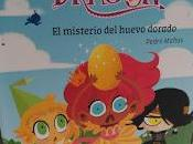 Princesas Dragón: misterio huevo dorado