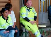visitan Técnicos Emergencias Sanitarias #Ambulancias