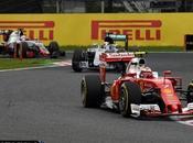 Ferrari recibe sanción unsafe release Raikkonen
