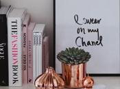 Deco love: cobre copper