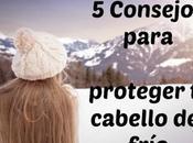 Consejos para cuidar pelo invierno