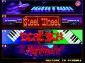 Descarga impresionante previa conversión Pinball Dreams para Amstrad