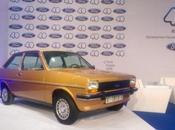 Ford cuarenta años fabricando coches España.